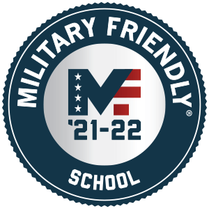 Military Friendly School 21-22 School logo